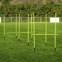 1.5m (5ft) Slalom Pole and Hurdle Set