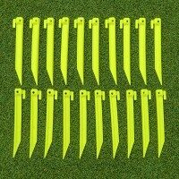 Plastic Net Pegs - 20 Pack