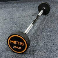 METIS Rubber Barbell Weights [20kg]