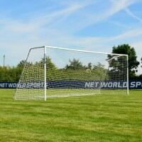 6.4m x 2.1m FORZA Alu60 Football Goal – Single Goal