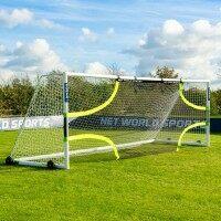 FORZA Pro Voetbal Doelwitwanden - 24 x 8