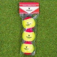 Vermont Mini Red Tennis Balls [Stage 3] - 3 Balls