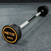 METIS Rubber Barbell Weights [30kg]