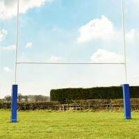 Rugby Post Protectors [Set Of 4 Blue]