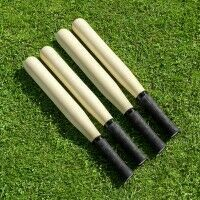 Rounders Bats [Regulation] - 4 Pack