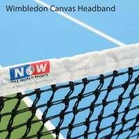 Vermont 3.5mm DT Championship Tennis Net [Wimbledon - 10kg] - Loop & Pin