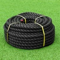 TITAN Poly Rope [25mm | Black] - 50m