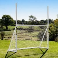 8 x 5 FORZA GAA Gaelic Football & Hurling Goal Posts