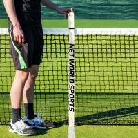 Tennis Net Height Measuring Stick [Wooden]