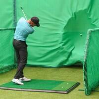 Paneles de protección para jaulas de golf