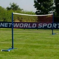 ProCourt Badminton Posts - Freestanding - Posts & Net