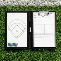 FORTRESS Pro A4 Baseball Coaching Folders