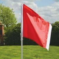 Basic Corner Flag & Pole [Set of 4]
