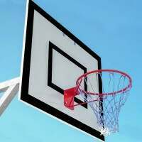 Basketball Rim (Heavy Duty) - Single