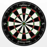 PINPOINT Beginner Dartboard (Classic Tour) [Board Only]