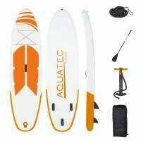 AquaTec Inflatable Paddle Boards [Lucia - 10ft 6in] + Seat