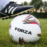 FORZA Match Soccer Ball (Size 5) - Pack of 3