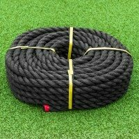 TITAN Poly Rope [20mm | Black] - 25m
