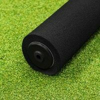 Replacement Roller For Vermont Rol-Dri Tennis Court Squeegees [Black PU Foam]
