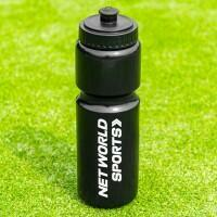 Black Sports Drink Water Bottle (750ml)