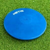 Indoor/Outdoor Rubber Discus [1kg] - Blue