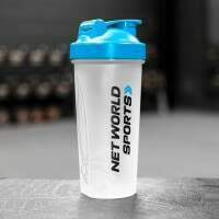 Protein Shaker Bottle (700ml) [Pack of 3 Blue]
