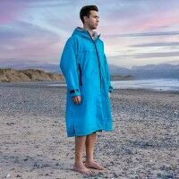 AquaTec Changing Robe [Blue - Medium]