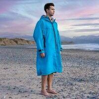 AquaTec Changing Robe [Blue - Small]