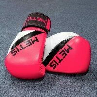 METIS Boxing Gloves [Pink 12oz]