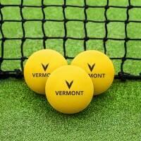 Vermont Cut Foam Mini Red Tennis Balls [80mm] - Pack of 3