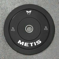 METIS Olympic Bumper Plates [10kg Pair]