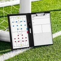 FORZA Pro A4 Soccer Coaching Folders