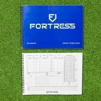 FORTRESS Cricket Scorebook [120 Innings]