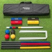 Collection de Croquet Standard (4 Joueurs)