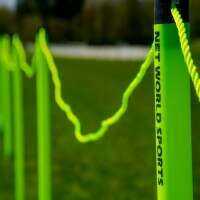 FORZA Football Crowd Barrier - 120m Rope
