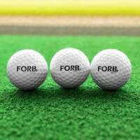 FORB Range Golf Balls [Pack of 12]