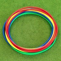 Hula Hoops [18in Pack of 6]