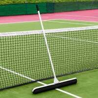 Tennis Rol-Dri Court Grey Foam Roller Squeegee