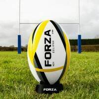 FORZA Eclipse Training Rugby Ball – Senior Training Ball [Size 5] [Pack Of 1]