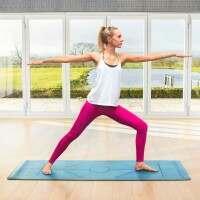 Hochwertige Fitness & Yogamatte