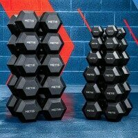 METIS Hex Dumbbell Weights [2.5kg]