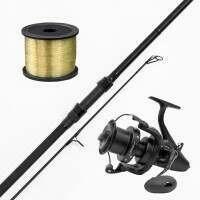 ATLAS Fishing Rod, Reel & Line Combos [10ft Rod - 2.75lb Test Curve]