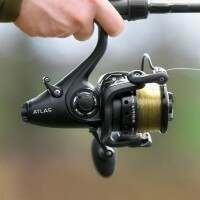 ATLAS Baitrunner Carp Reel [6000 Series]