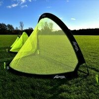 FORZA Pop-Up Driving Range Golf Net - 2.5ft [Pair]