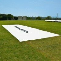 26ft Side Sheet & Bowlers' Run-Up Covers Package