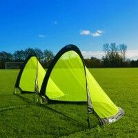 6ft FORZA FLASH Pop-Up Football Goals [Pair]