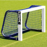 FORZA Mini Target Hockey Goal - Blue Net