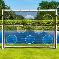 8 x 6 Soccer Goal Target Sheets