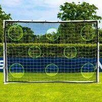 FORZA 3m x 2m Soccer Goal Target Sheets
