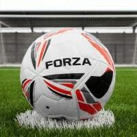 FORZA Pro Match Fusion Soccer Ball (Size 5) - Pack of 1